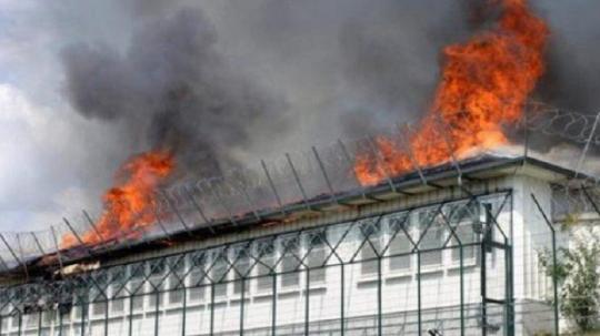 2016 Vincenne CRA en feu / on fire